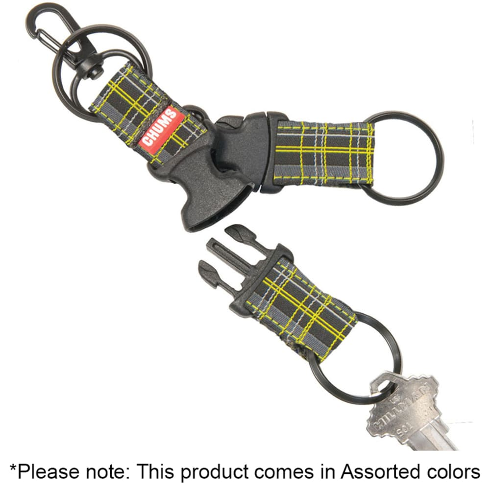 CHUMS Triple Play Keychain - ASSORTED