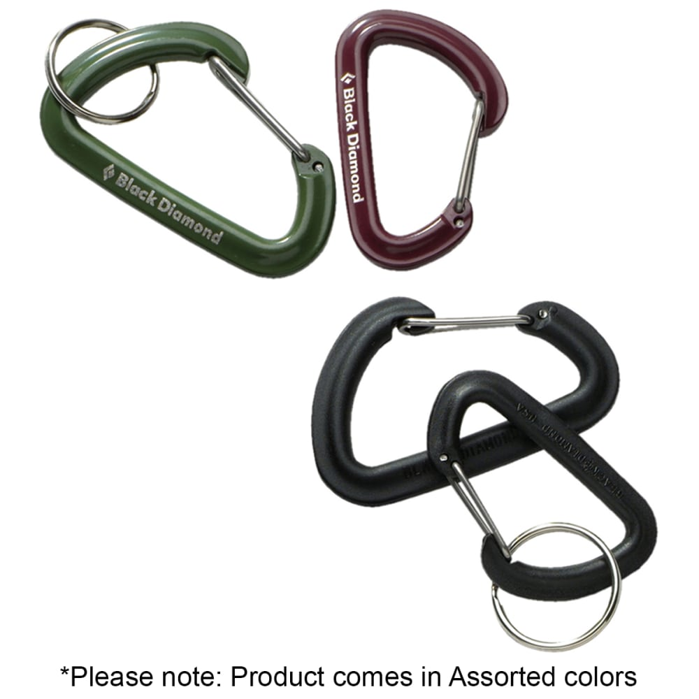 BLACK DIAMOND Micron Keychain Biner - ASSORTED