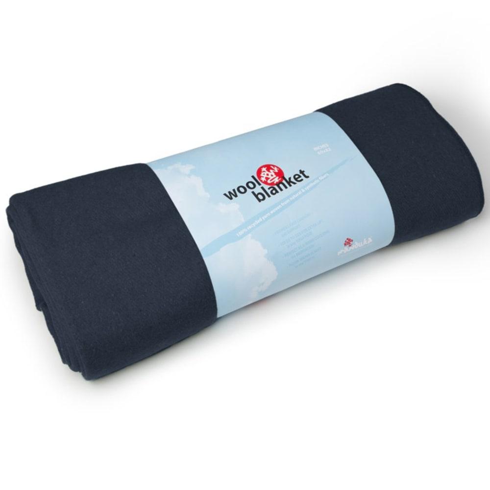 MANDUKA Wool Blanket - MIDNIGHT