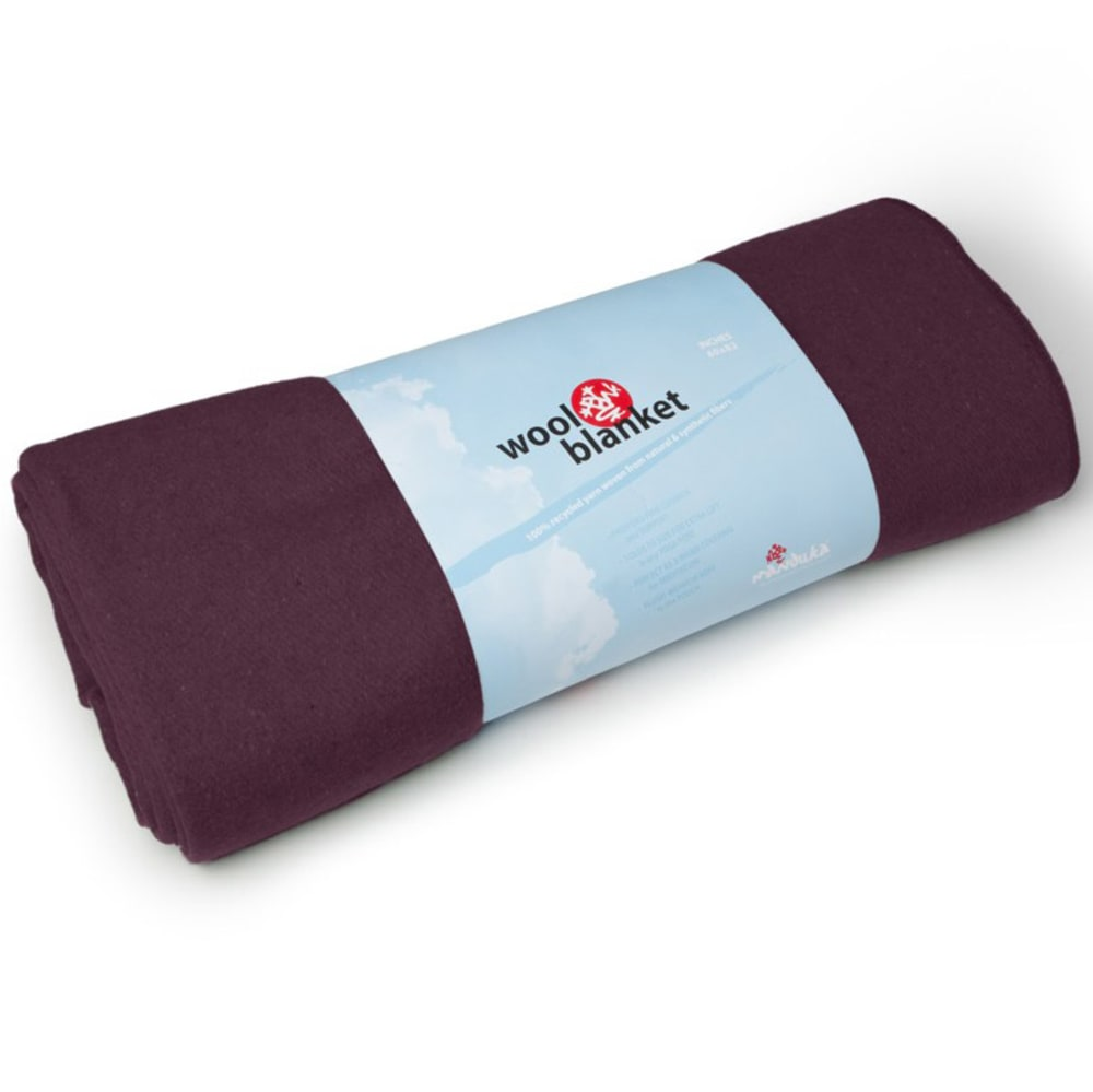 MANDUKA Wool Blanket - ACAI