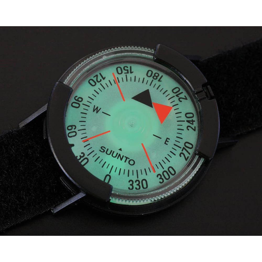 SUUNTO USA M-9 Wrist Compass - NONE