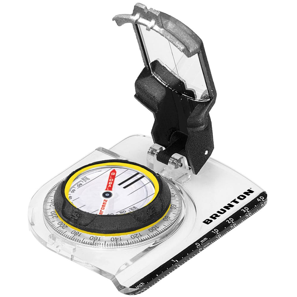 BRUNTON TruArc 7 Mirrored Compass - NONE