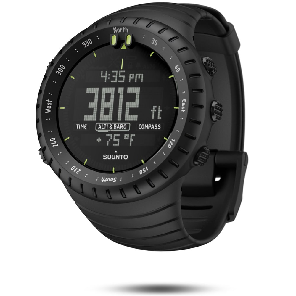 SUUNTO Core Watch - BLACK