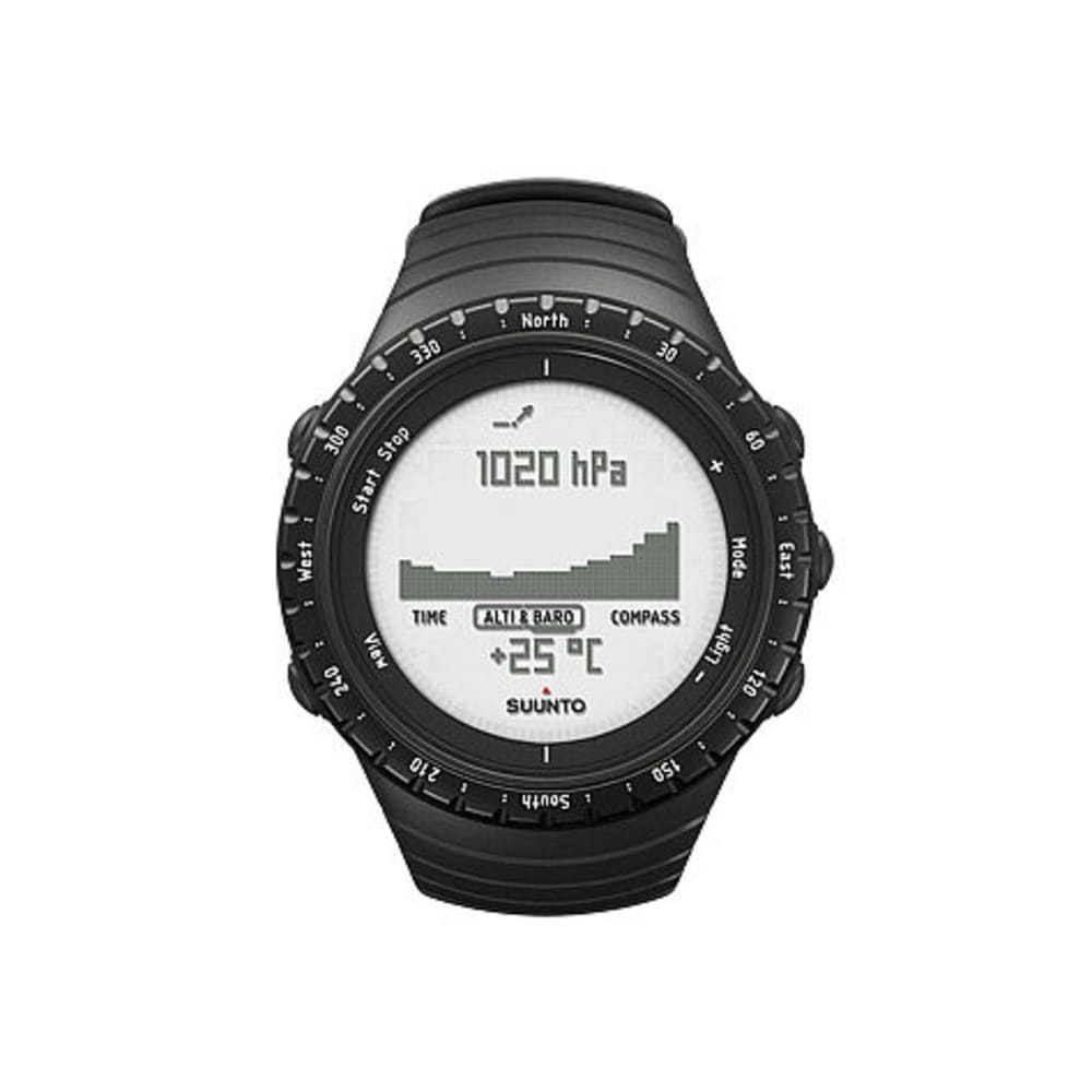 SUUNTO Core Watch, Black - NONE