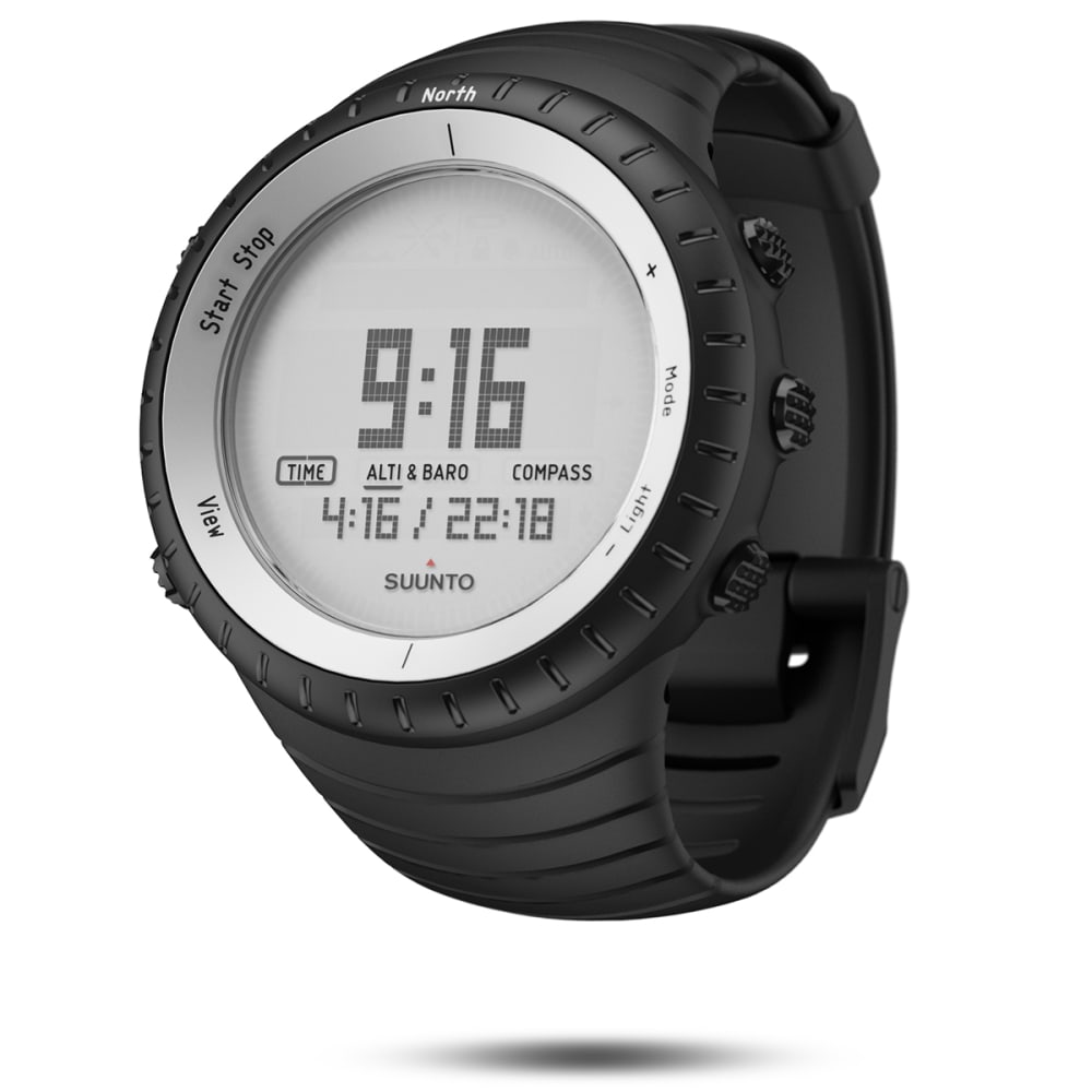 SUUNTO Core Watch, Alu Deep Black - NONE