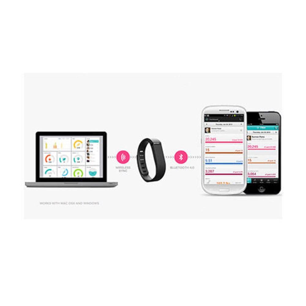 FITBIT Flex Wireless Activity Tracker - BLACK
