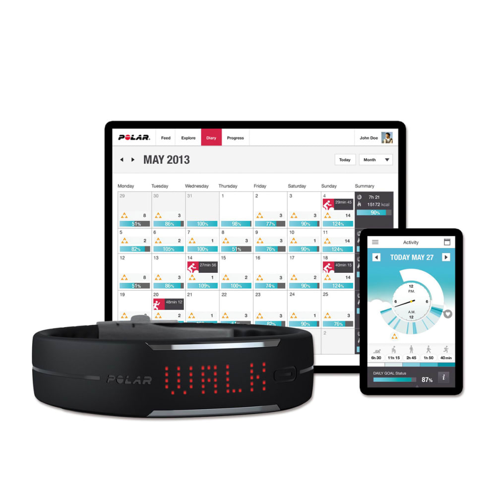 POLAR Loop Activity Tracker - BLACK