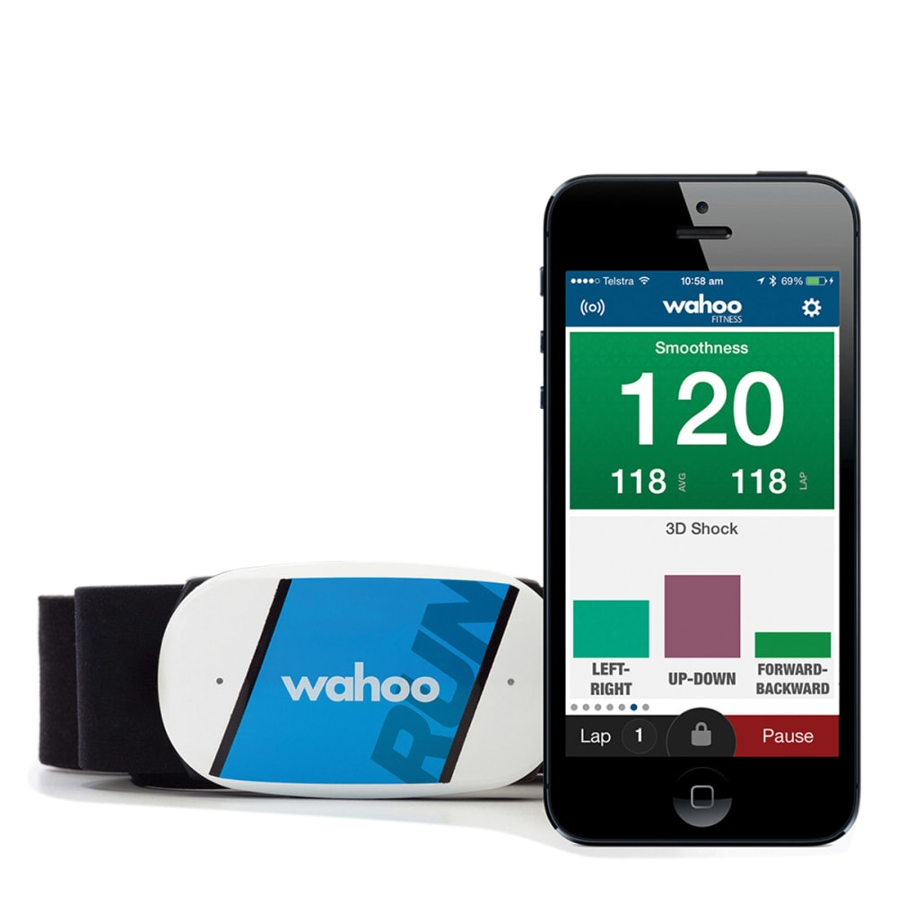 WAHOO FITNESS Tickr Run Workout Tracker - NONE