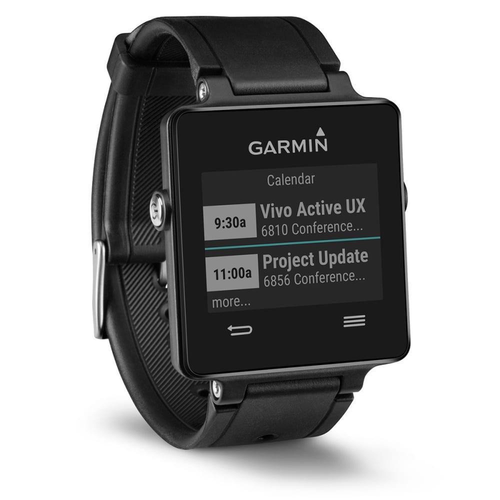GARMIN Vivoactive GPS Watch - BLACK/BLACK