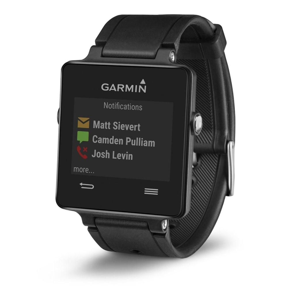GARMIN Vivoactive Heart Rate Monitor Bundle - BLACK