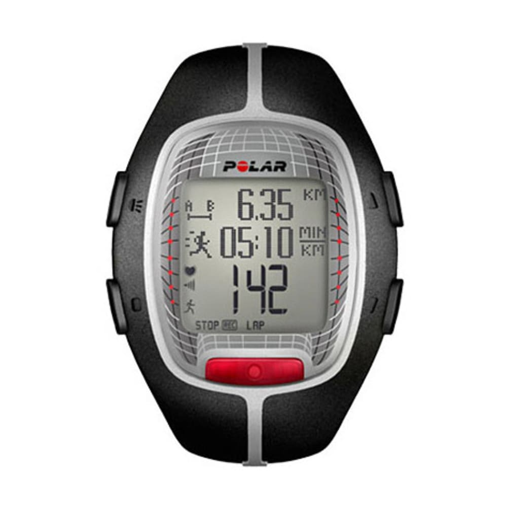 POLAR RS300X Heart Rate Monitor - BLACK