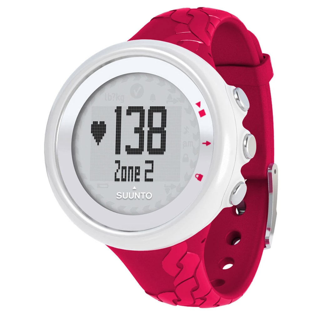 SUUNTO Women's M2 Heart Rate Monitor, Fuchsia - NONE