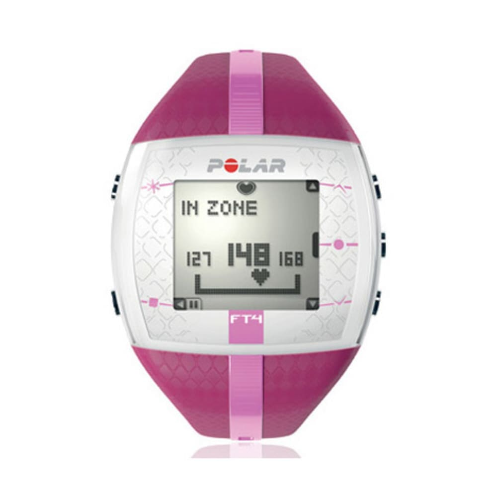 POLAR Women's FT4F Heart Rate Monitor - NONE