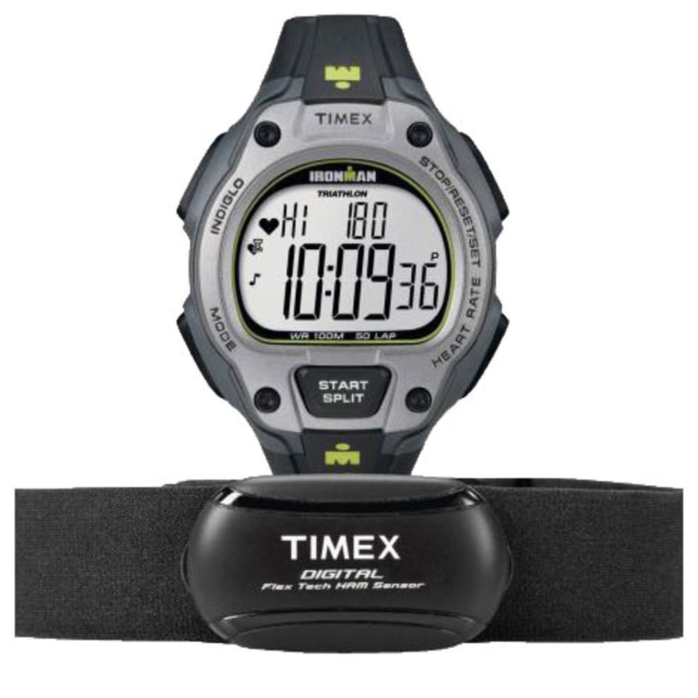 IRONMAN Timex Road Trainer Heart Rate Monitor - NONE