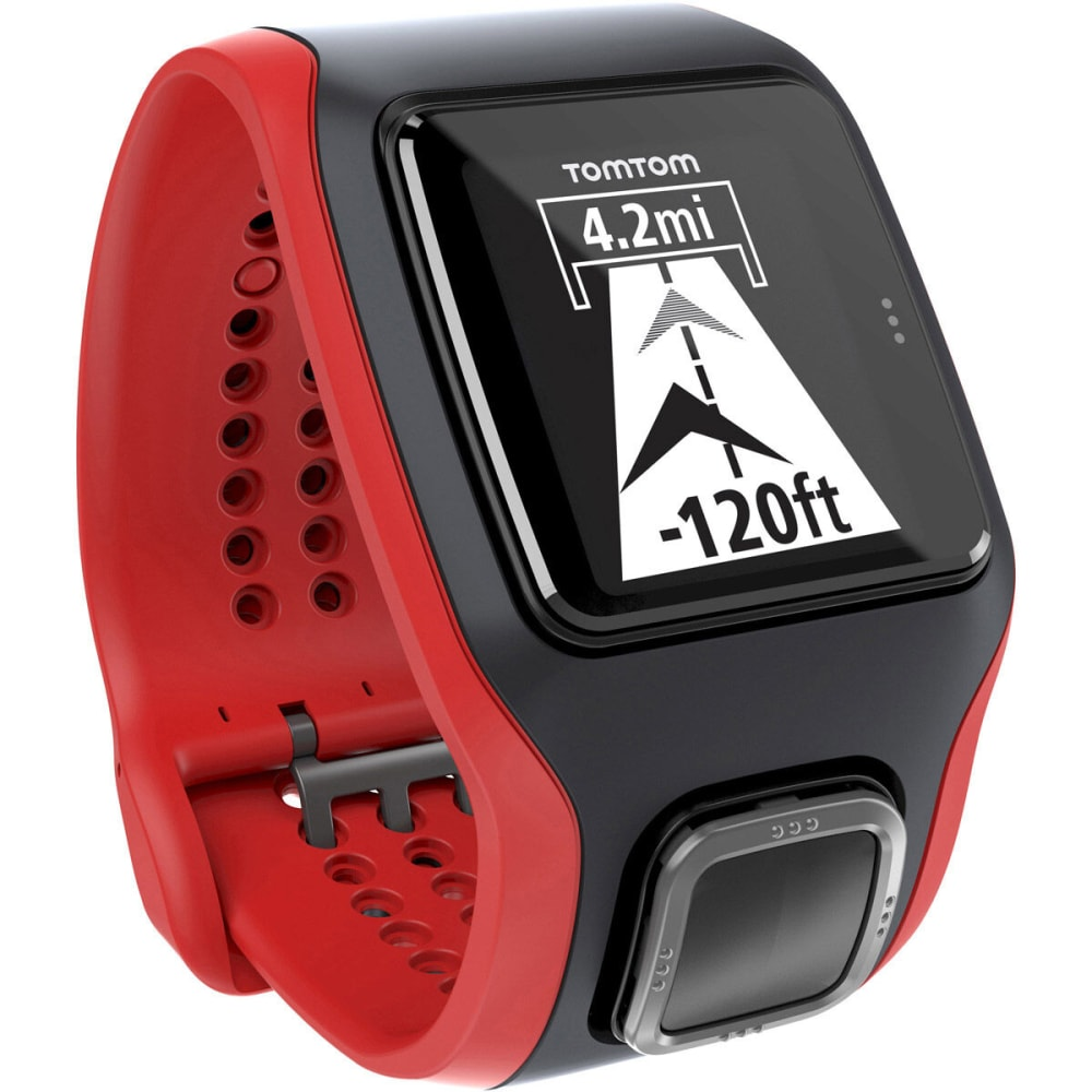 TOMTOM Runner Cardio GPS Watch - BLACK