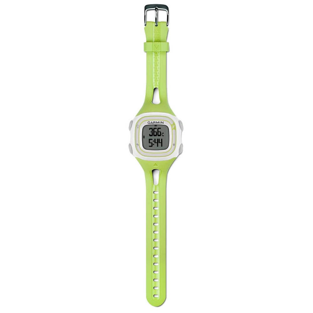 GARMIN Forerunner 10, Green/White - NONE