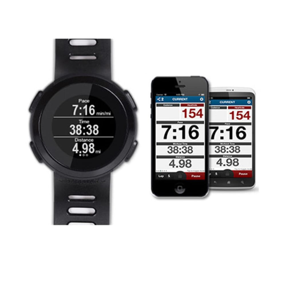 MAGELLAN Echo Watch with Heart Rate Monitor - BLACK