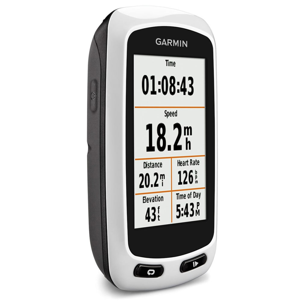 GARMIN Edge Touring Plus Navigator - WHITE