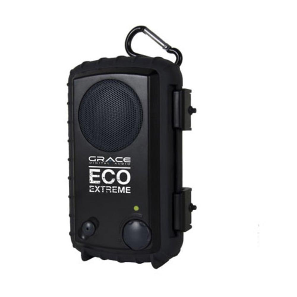 GRACE DIGITAL ECO Extreme Speaker Case - BLACK