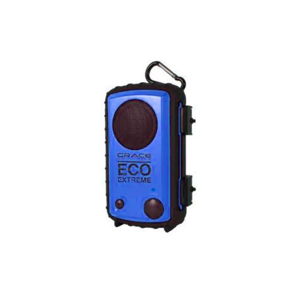 GRACE DIGITAL ECO Extreme Speaker Case - BLUE