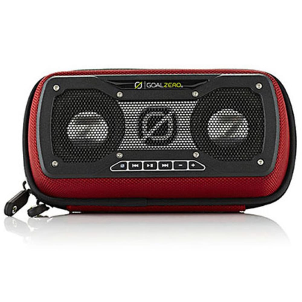 GOAL ZERO Rock Out 2 Portable Speaker - RED/94007