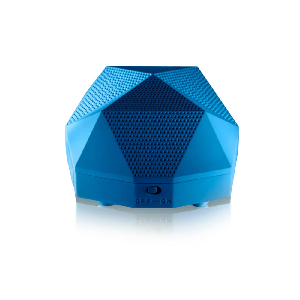 OUTDOOR TECHNOLOGY Turtle Shell 2.0 Wireless Boombox - ELECTRIC BLUE