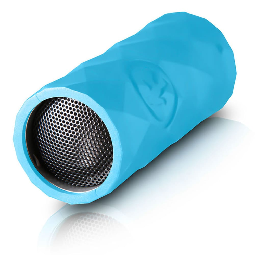 OUTDOOR TECHNOLOGY Buckshot Portable Speaker - ELCTRC BLUE
