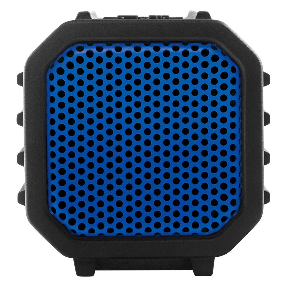 ECOXGEAR Eco Pebble Waterproof Speaker - BLUE