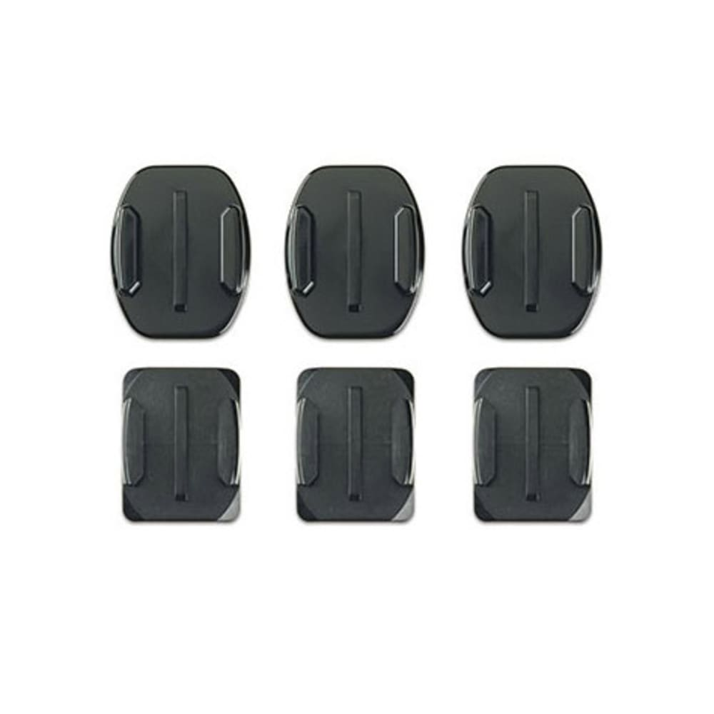 GOPRO Flat and Curved Adhesive Mounts - NONE