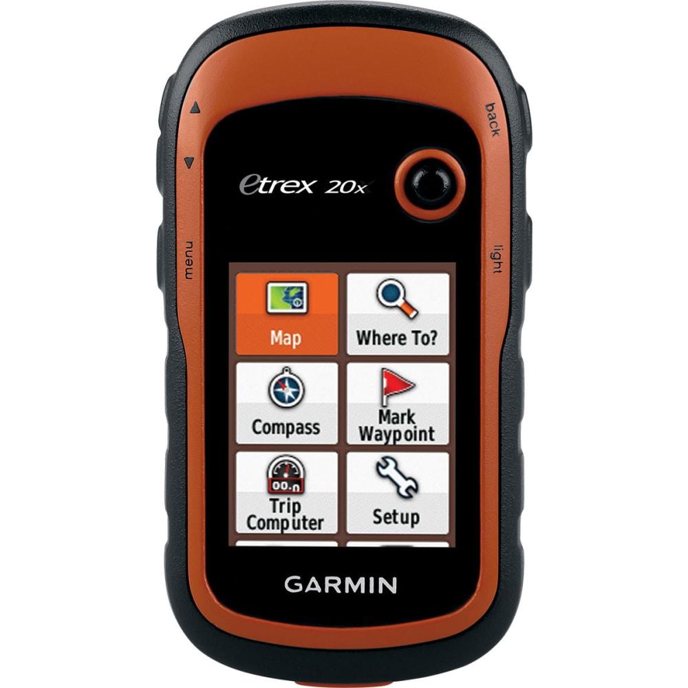 GARMIN eTrex 20X GPS - NONE