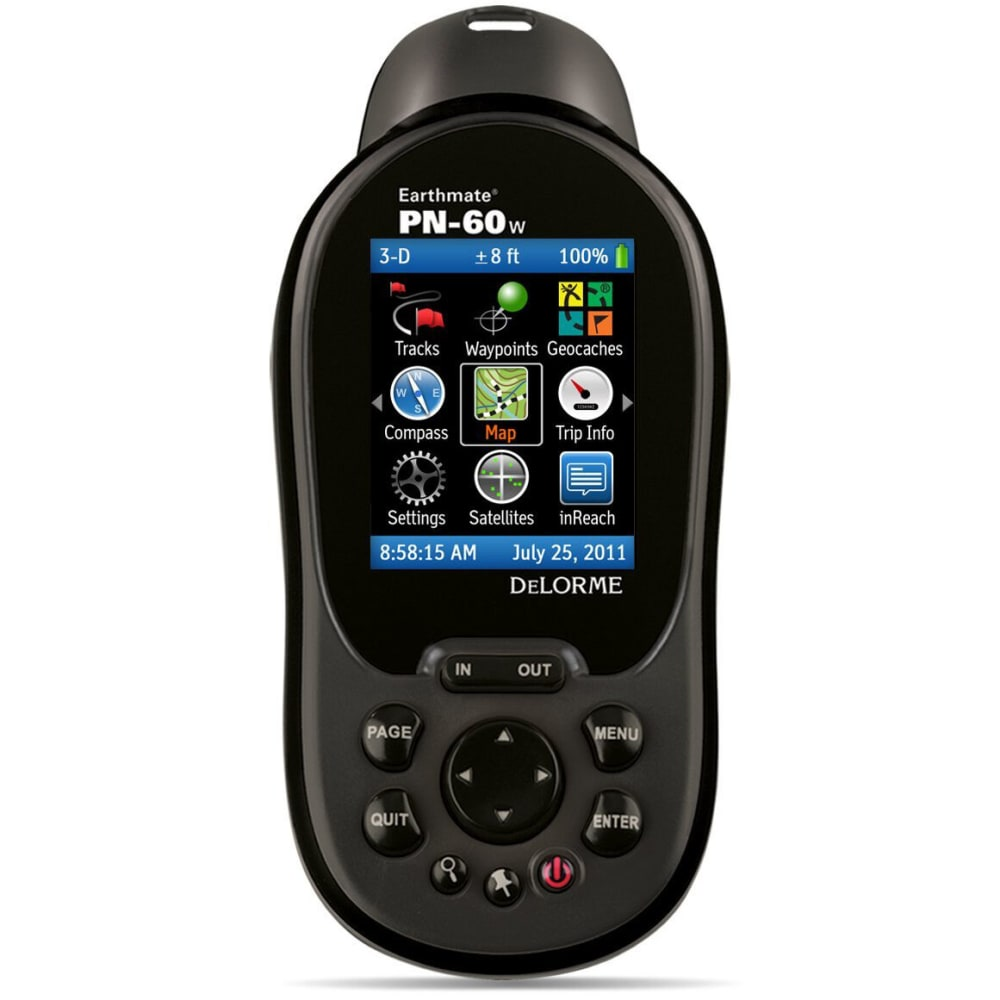DELORME inReach Global Communicator with GPS for Earthmate PN-60w - NONE