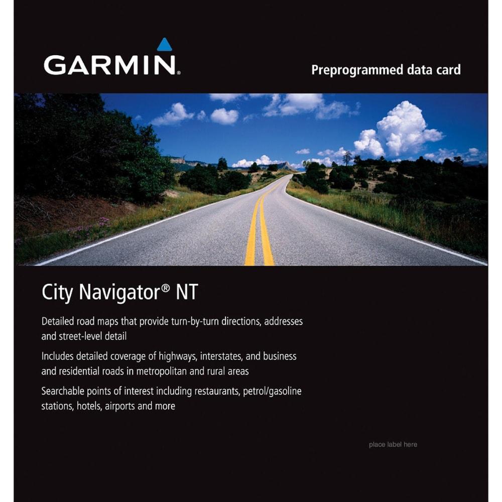 GARMIN City Navigator North America NT - NONE