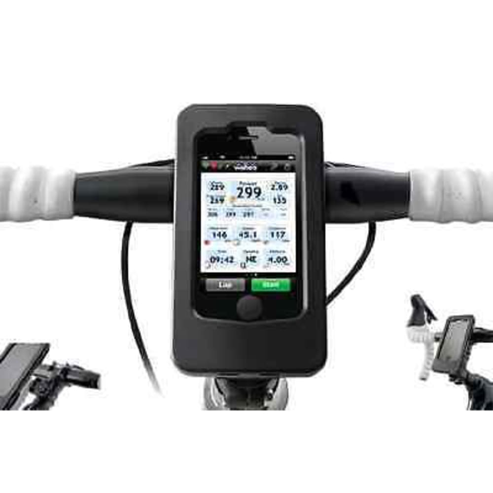 WAHOO FITNESS Protkt Bike Mount and Case - NONE