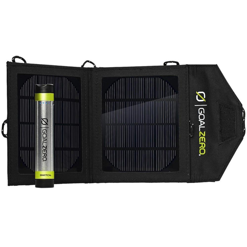 GOAL ZERO Switch 8 Solar Recharging Kit - NONE