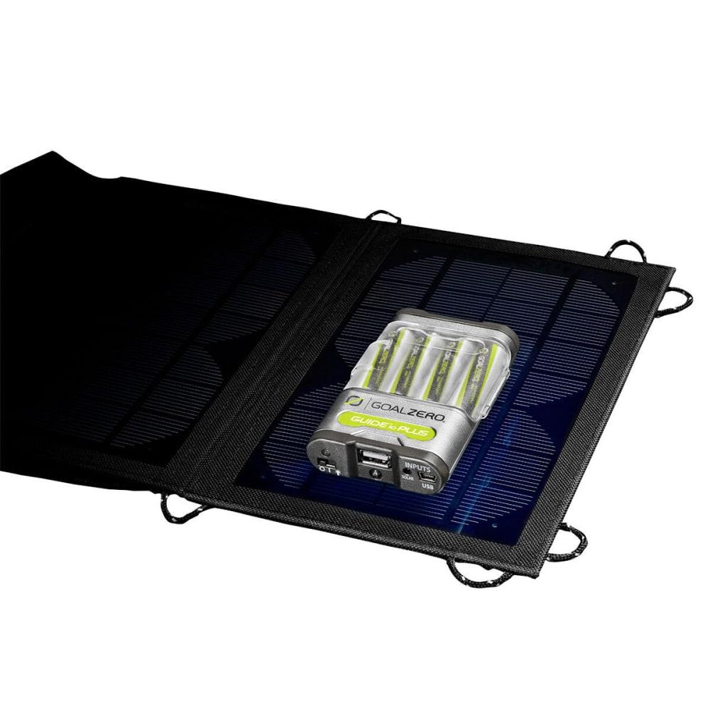 GOAL ZERO Guide 10 Plus Solar Kit - NONE