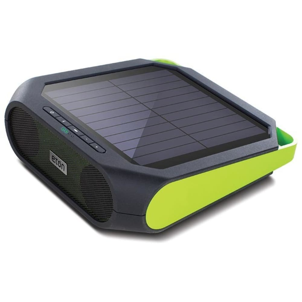 ETON Rugged Rukus Wireless Speaker, Black - GREEN