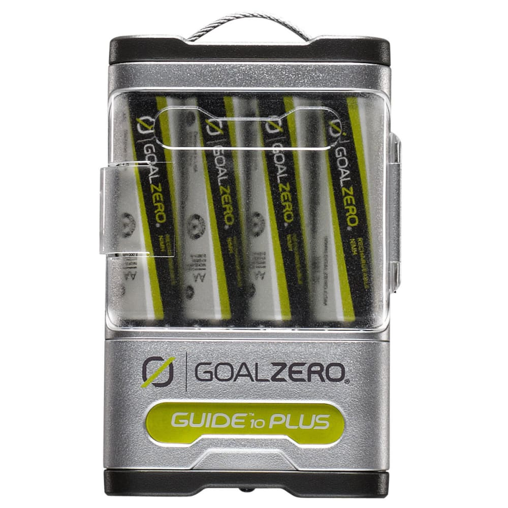 GOAL ZERO Guide 10 Plus Power Pack - NONE