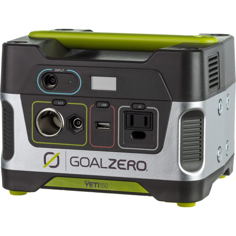GOAL ZERO Yeti 150 Portable Power Station - NONE