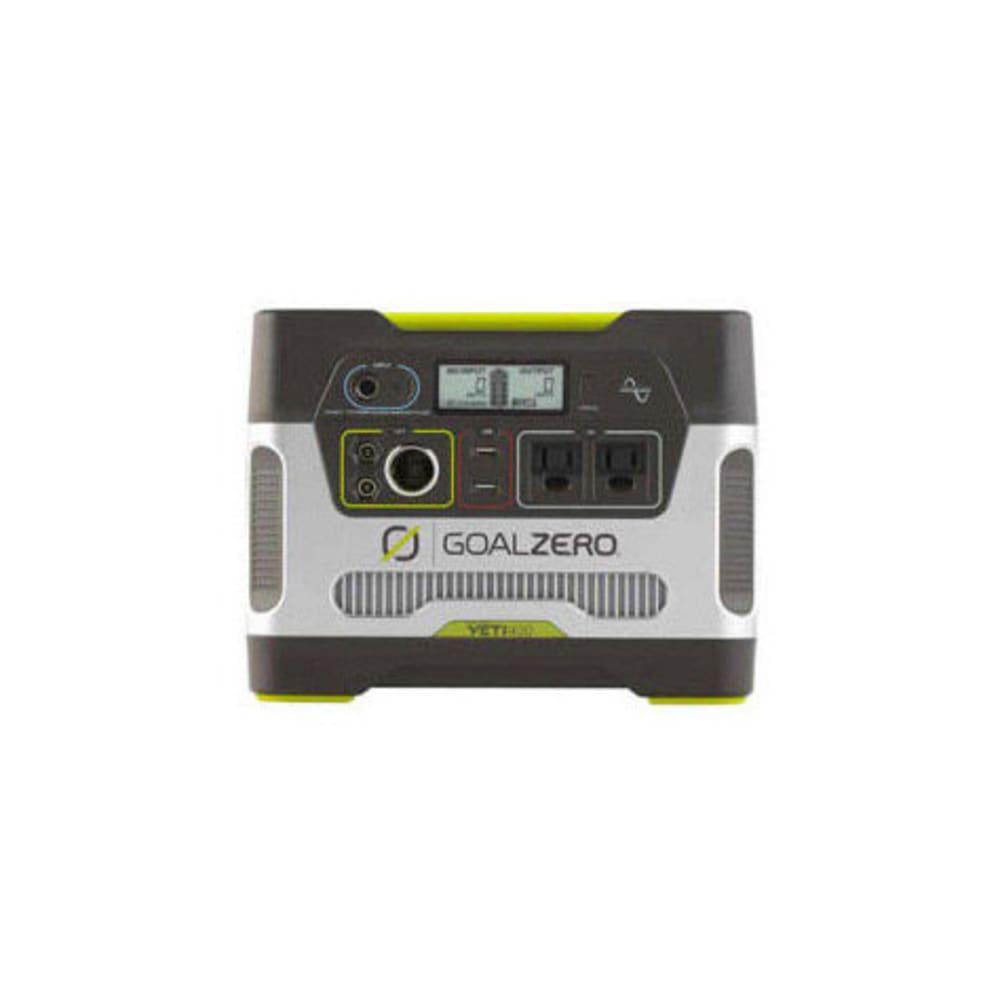 GOAL ZERO Yeti 400 Solar Generator - NONE