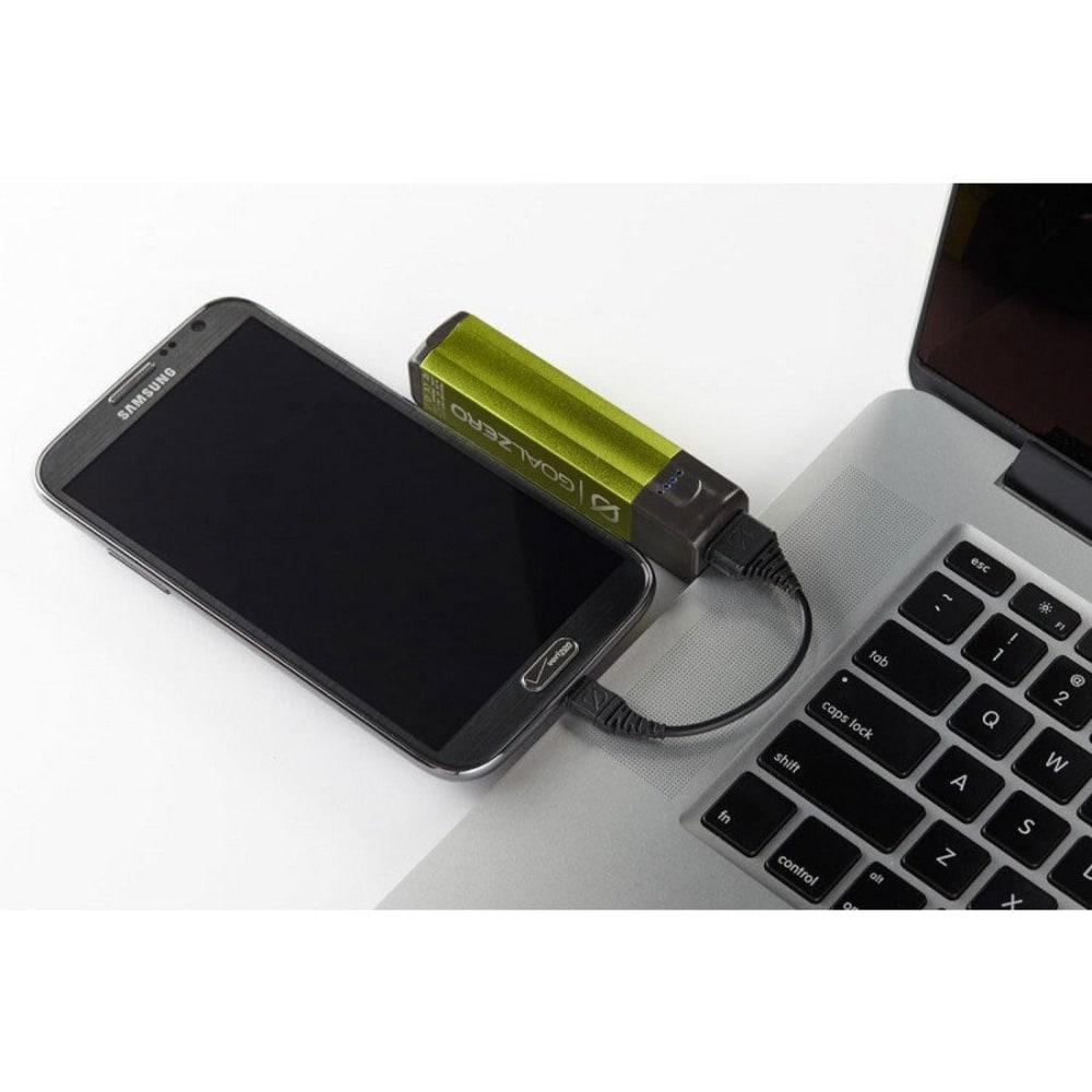 GOAL ZERO Flip 10 Portable Battery - CHARCOAL/21904