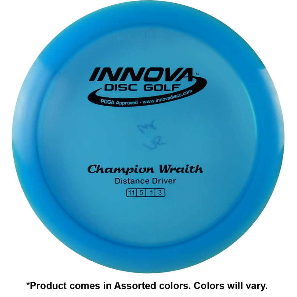 INNOVA Champion Wraith Golf Disc - ASSORTED