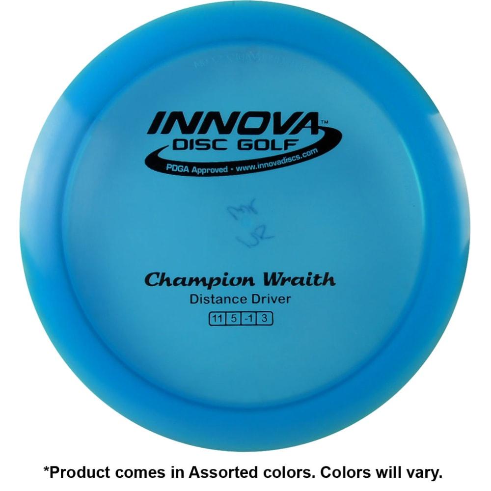 INNOVA Champion Wraith Golf Disc - ASSORTED
