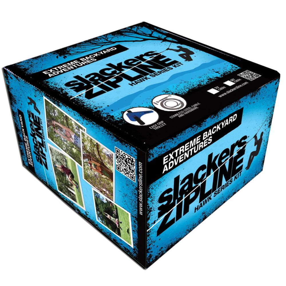 slackers 70 u0027 zipline hawk series kit