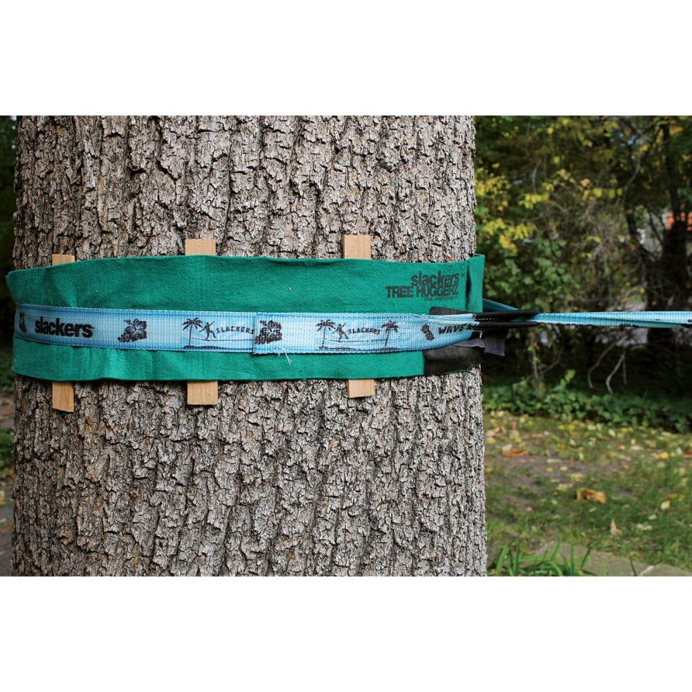 SLACKERS Slackline 50' Wave Walker Kit - BLUE