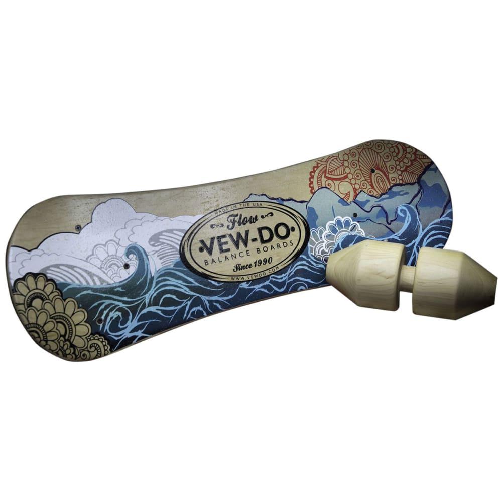 Balance Board Measurements: FLOW Vew Do Balance Board
