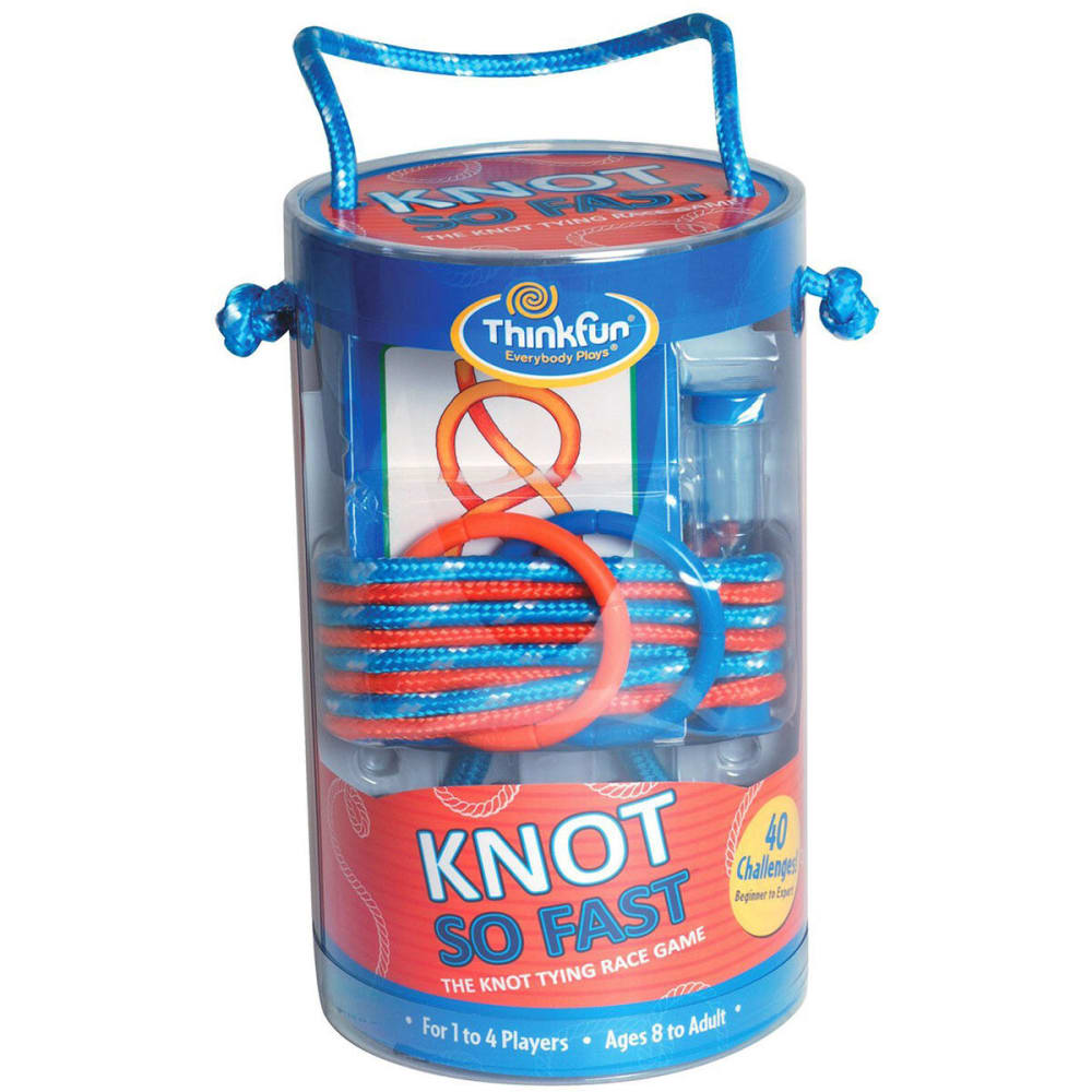THINK FUN Knot So Fast Game - NONE
