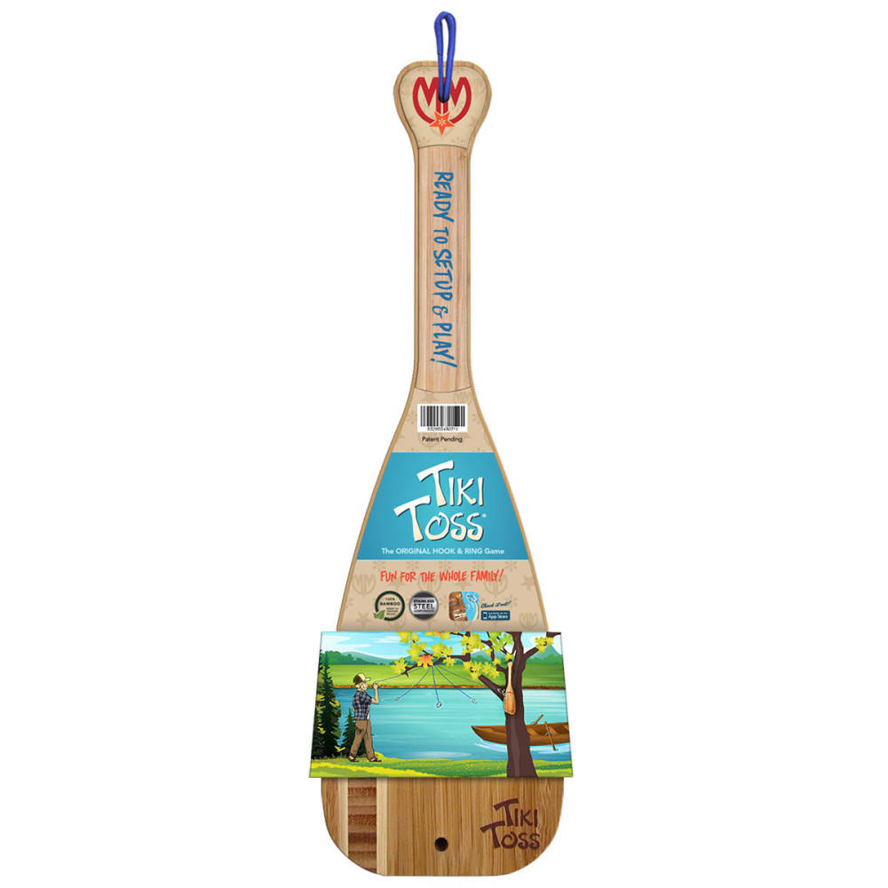 MELLOW MILITIA Tiki Toss, Paddle Edition NO SIZE