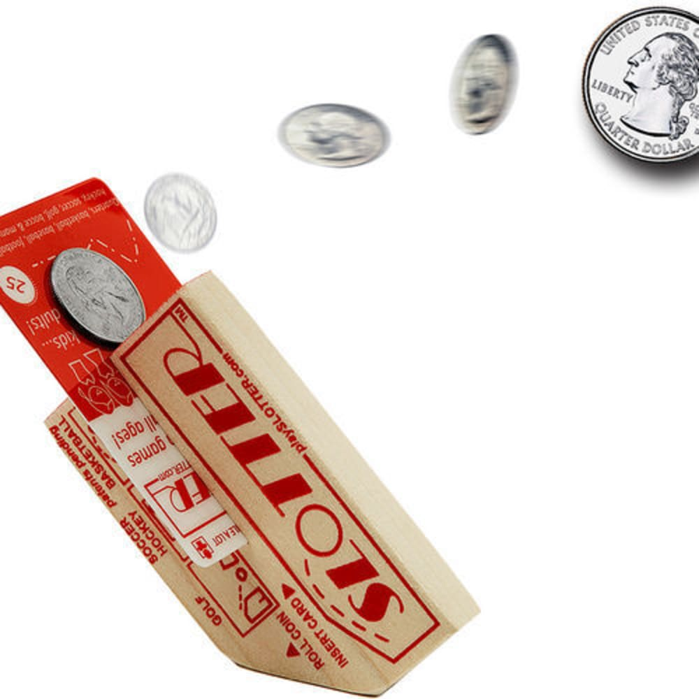 CHANNEL CRAFT & DIST Slotter Coin Game - NONE