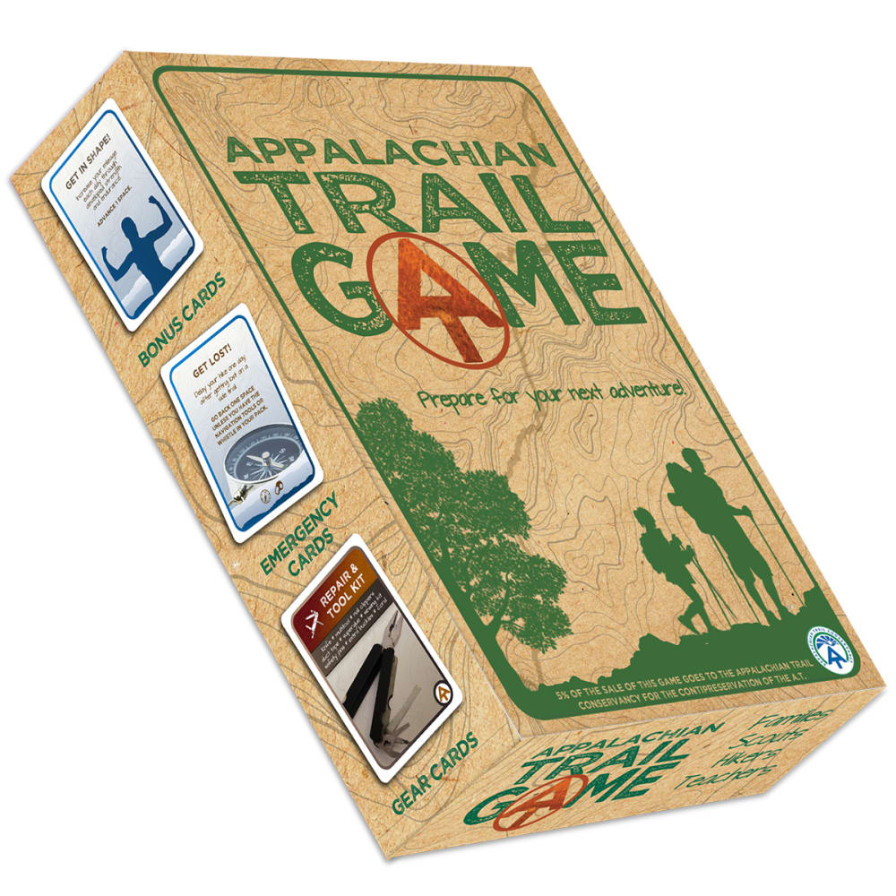 EDUCATION OUTDOORS Appalachian Trail Game - TAN