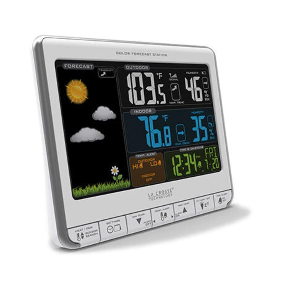 LA CROSSE Wireless Color Weather Station - NONE